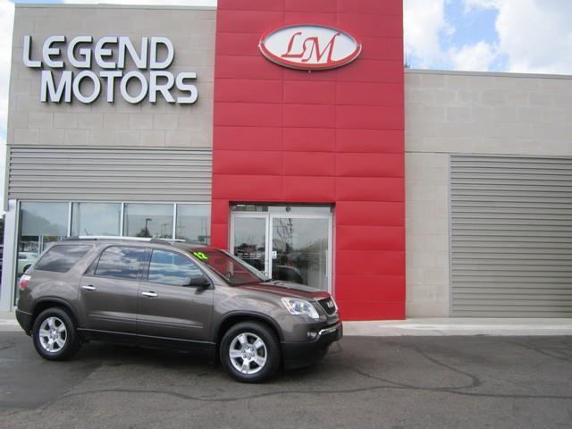 2012 Gmc Acadia  Miles 97478Color BROWN Stock 7550C VIN 1GKKVNED1CJ243094
