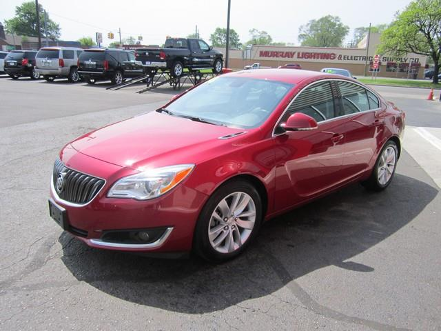 2014 Buick Regal 4dr Sedan - Ferndale MI