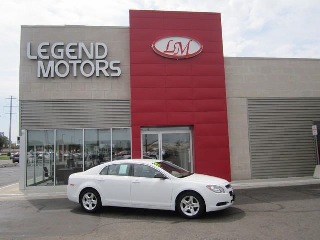 2012 Chevrolet Malibu  Miles 77303Color WHITE Stock 7588C VIN 1G1ZA5EU2CF278065