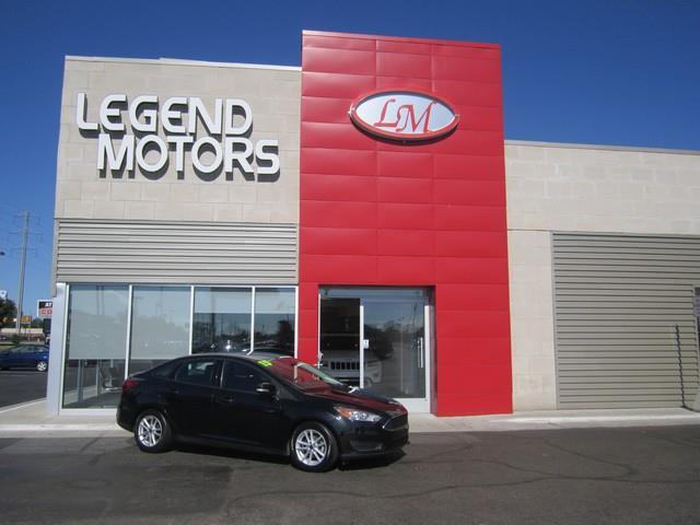 2015 Ford Focus  Miles 35284Color BLACK Stock 7611C VIN 1FADP3F21FL263893