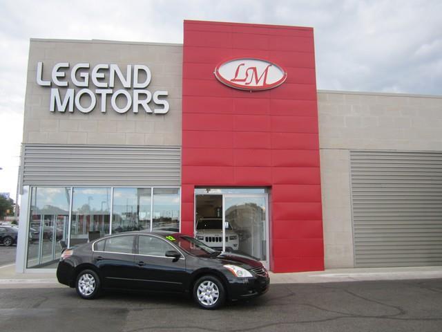 2012 Nissan Altima  Miles 95254Color BLACK Stock 7627C VIN 1N4AL2AP1CN579824