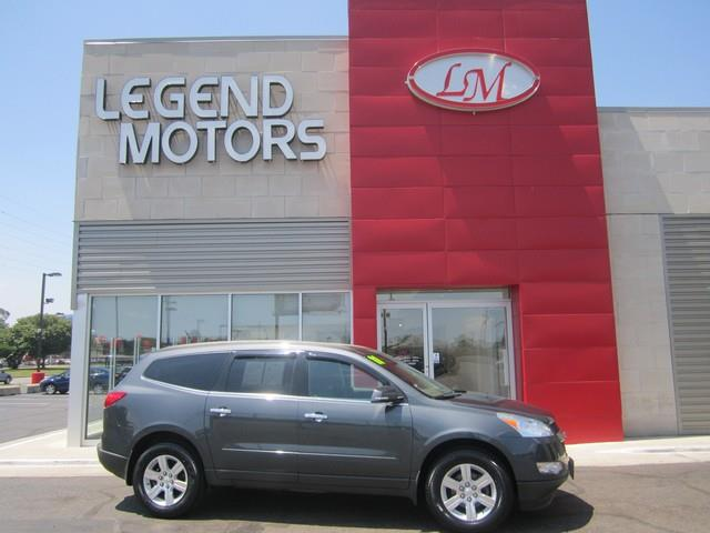 2011 Chevrolet Traverse  Miles 94569Color GRAY Stock 7615C VIN 1GNKVGED1BJ242234