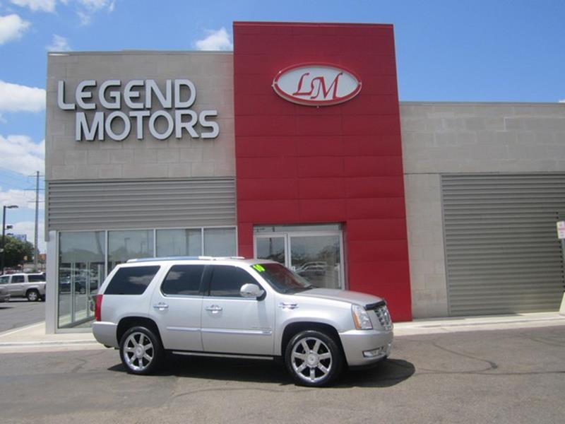 2010 Cadillac Escalade  Miles 73365Color SILVER Stock 7657C VIN 1GYUKCEF6AR168310