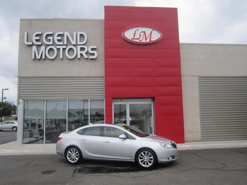 2012 Buick Verano  Miles 71208Color SILVER Stock 7667C VIN 1G4PS5SK7C4125137