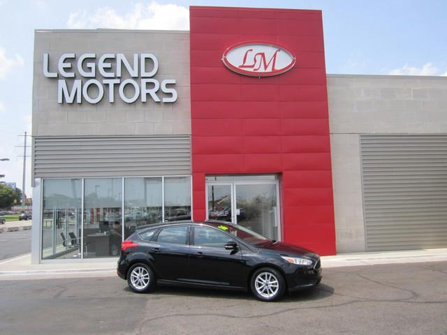 2016 Ford Focus  Miles 35432Color BLACK Stock 7679C VIN 1FADP3K2XGL291425