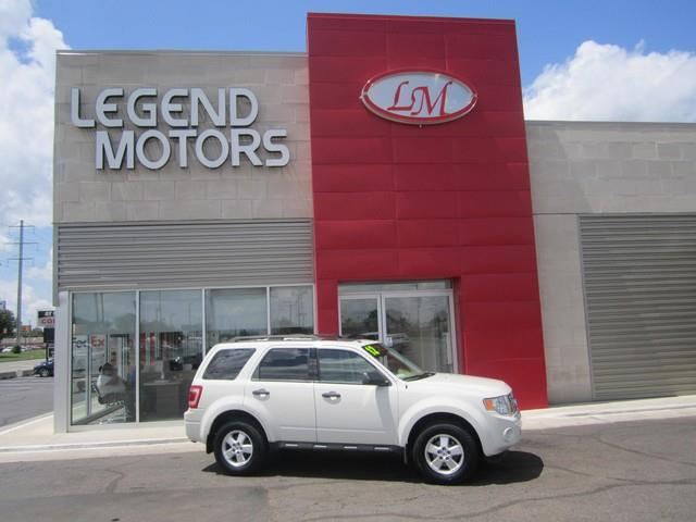 2012 Ford Escape  Miles 72765Color WHITE Stock 7669C VIN 1FMCU0D72CKC51311