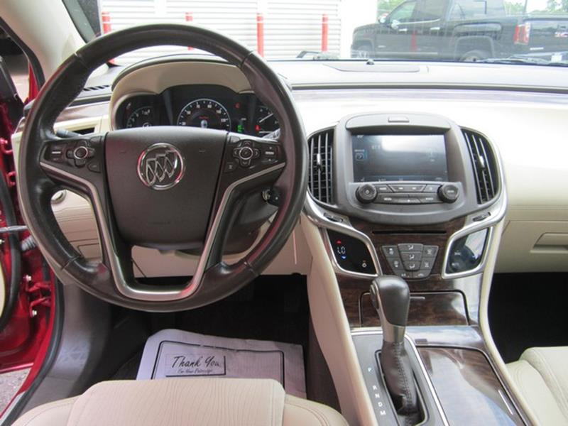 2014 Buick LaCrosse 4dr Sedan - Ferndale MI