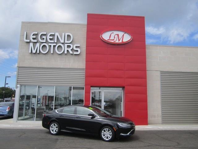 2015 Chrysler 200  Miles 28758Color BLACK Stock 7704C VIN 1C3CCCAB6FN655169