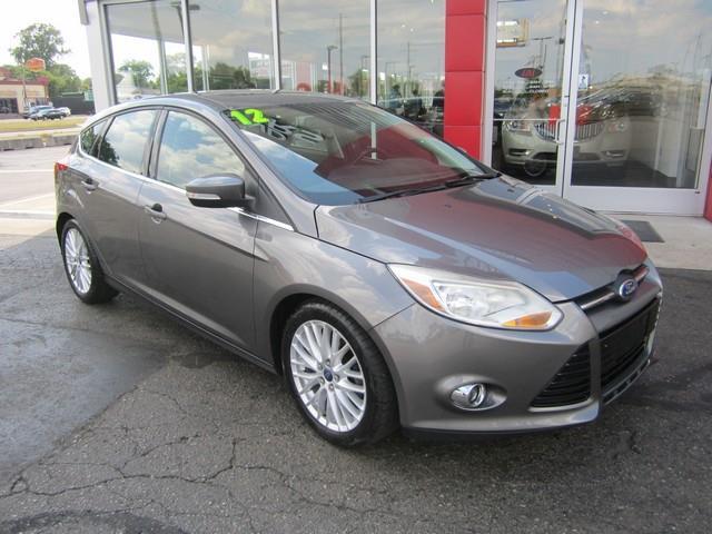 2012 Ford Focus  Miles 97609Color GRAY Stock 7703C VIN 1FAHP3M25CL393904