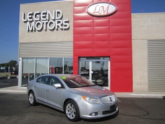 2010 Buick Lacrosse  Miles 108547Color SILVER Stock 7705C VIN 1G4GC5EG5AF124008