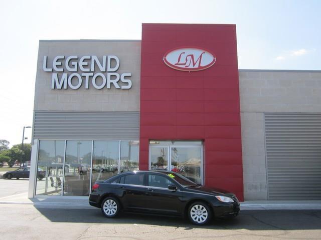 2012 Chrysler 200  Miles 104793Color BLACK Stock 7715C VIN 1C3CCBAB1CN244753