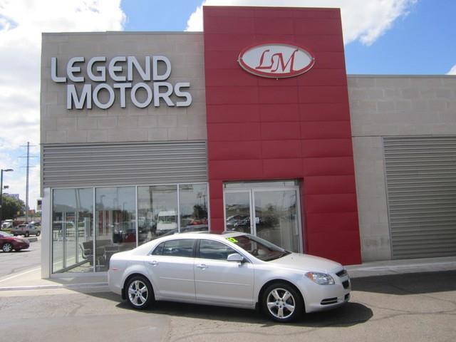 2012 Chevrolet Malibu  Miles 85054Color SILVER Stock 7720C VIN 1G1ZD5E08CF272940