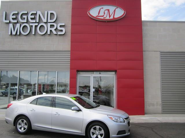 2014 Chevrolet Malibu  Miles 83456Color SILVER Stock 7721C VIN 1G11C5SLXEF202602