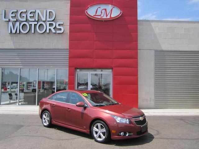 2012 Chevrolet Cruze  Miles 76847Color BROWN Stock 7697C VIN 1G1PG5SC3C7327642
