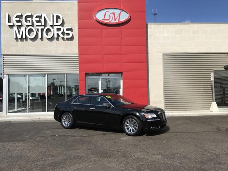 2013 Chrysler 300  Miles 80789Color BLACK Stock 7764C VIN 2C3CCAET5DH523713