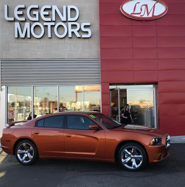 2011 Dodge Charger  Miles 88981Color ORANGE Stock 7797C VIN 2B3CL3CG8BH500745