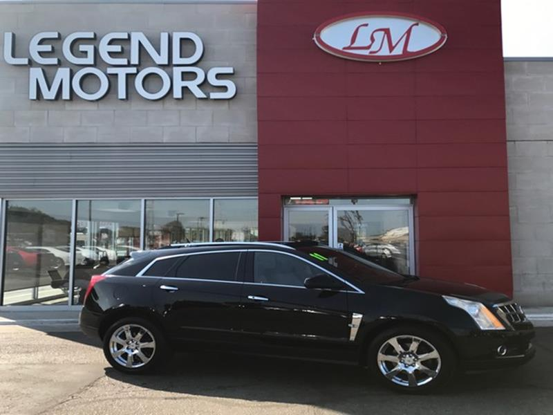 2011 Cadillac Srx  Miles 70961Color BLACK Stock 7799C VIN 3GYFNFEY1BS657960