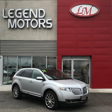 2013 Lincoln MKX for sale in Ferndale, MI