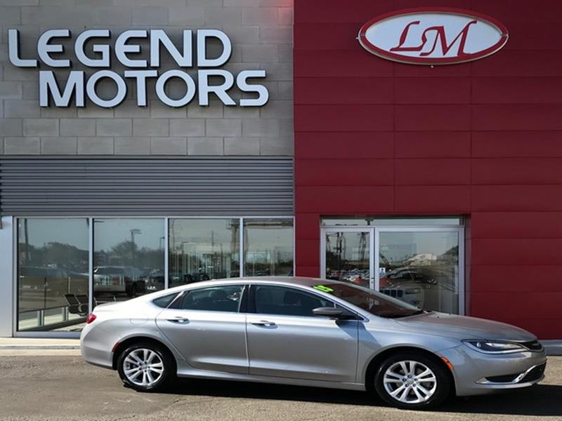 2015 Chrysler 200  Miles 26238Color SILVER Stock 7860C VIN 1C3CCCAB8FN729126