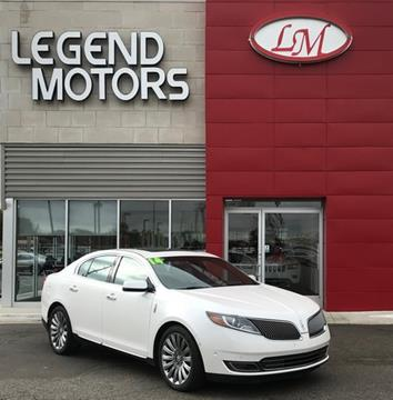 2014 Lincoln MKS for sale in Ferndale, MI