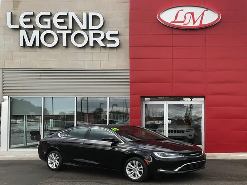 2015 Chrysler 200  Miles 24746Color BLACK Stock 7891C VIN 1C3CCCAB3FN555479