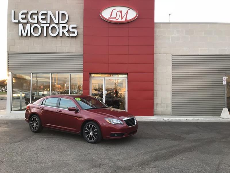 2015 Chrysler 200  Miles 39851Color RED Stock 7910C VIN 1C3CCCAB5FN691578