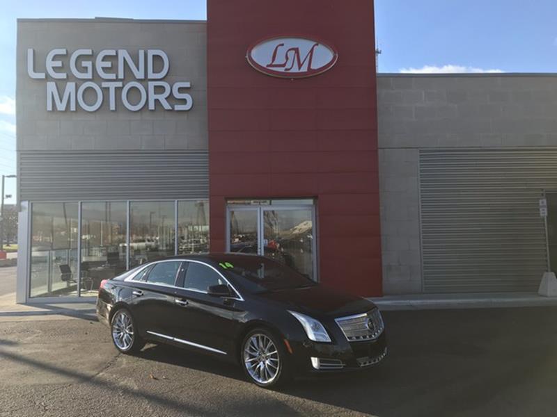 2014 Cadillac Xts  Miles 76344Color BLACK Stock 7975C VIN 2G61T5S32E9131222