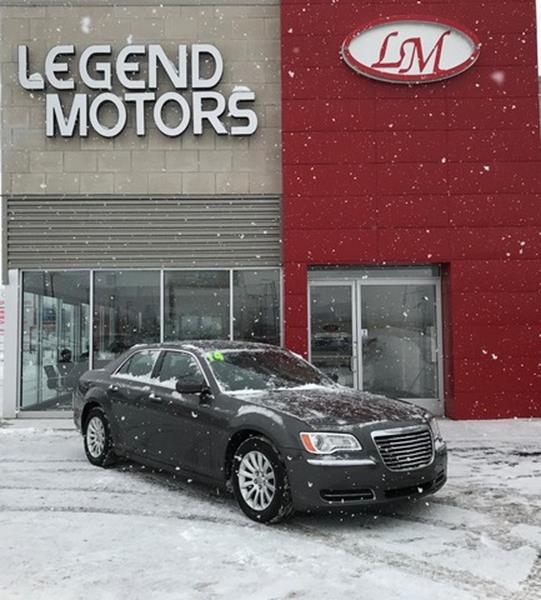 2014 Chrysler 300  Miles 49723Color GREY Stock 7959C VIN 2C3CCAAG4EH2457