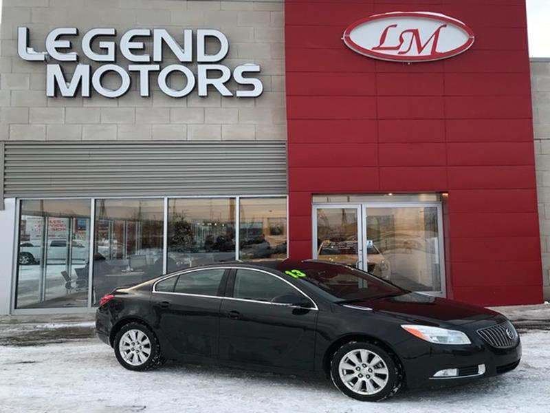 2013 Buick Regal  Miles 90023Color BLACK Stock 8013C VIN 2G4GR5ER8D9248304