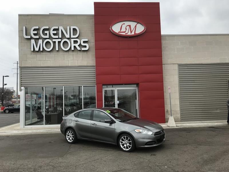 2013 Dodge Dart  Miles 82168Color GRAY Stock 8260C VIN 1C3CDFBA3DD268876