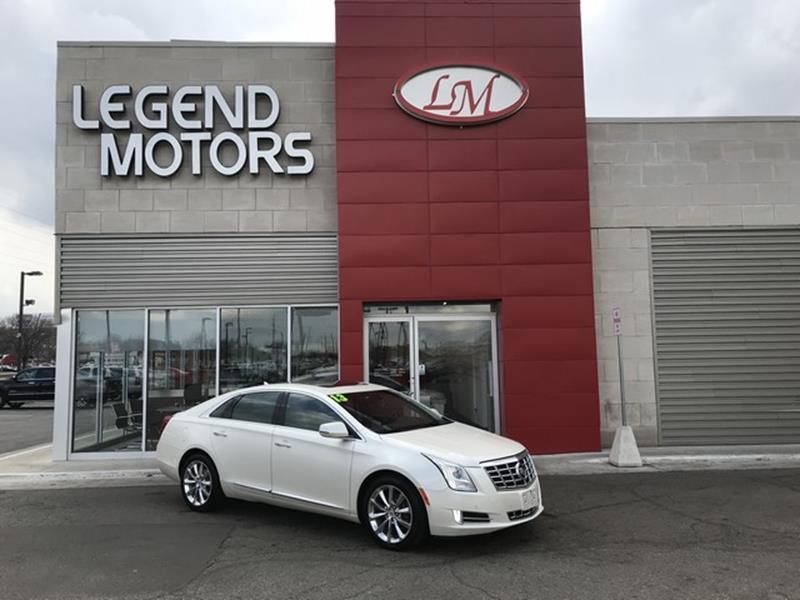 2013 Cadillac Xts  Miles 53438Color WHITE Stock 8263C VIN 2G61P5S34D9197175