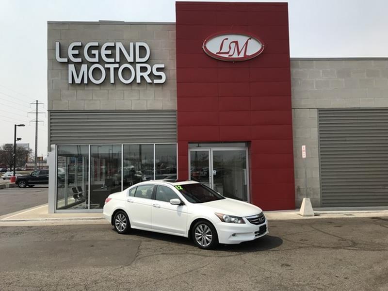 2012 Honda Accord  Miles 95987Color WHITE Stock 8261C VIN 1HGCP3F86CA028036