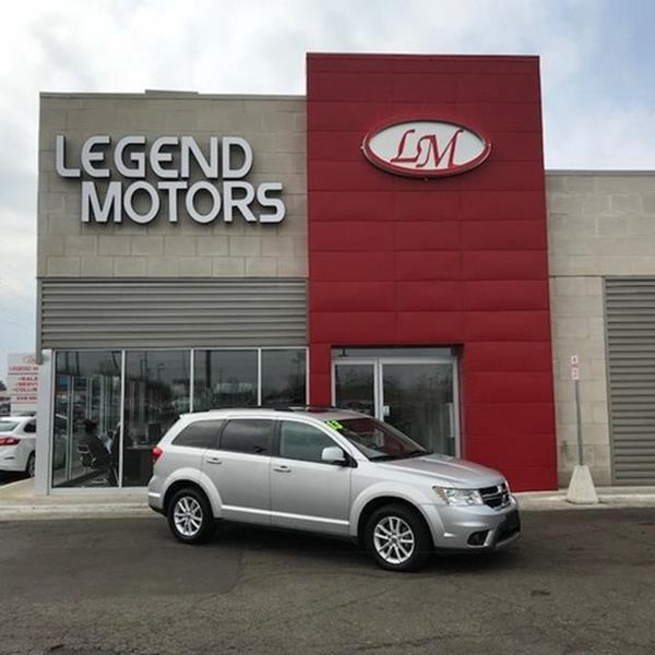 2013 Dodge Journey  Miles 95289Color SILVER Stock 8296C VIN 3C4PDCBG1DT568345