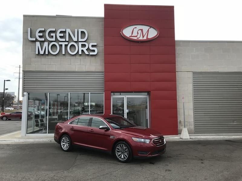 2013 Ford Taurus  Miles 78823Color BURGUNDY Stock 8312C VIN 1FAHP2F88DG138444