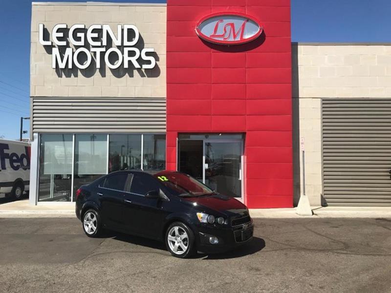 2012 Chevrolet Sonic  Miles 98708Color BLACK Stock 8336C VIN 1G1JE5SH3C4122248