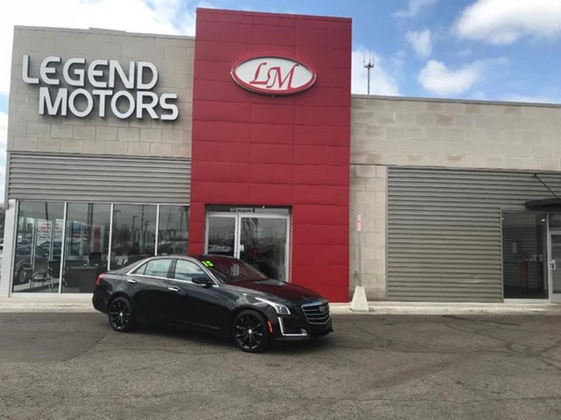2015 Cadillac Cts  Miles 56707Color BLACK Stock 8332C VIN 1G6AX5SX0F0114826