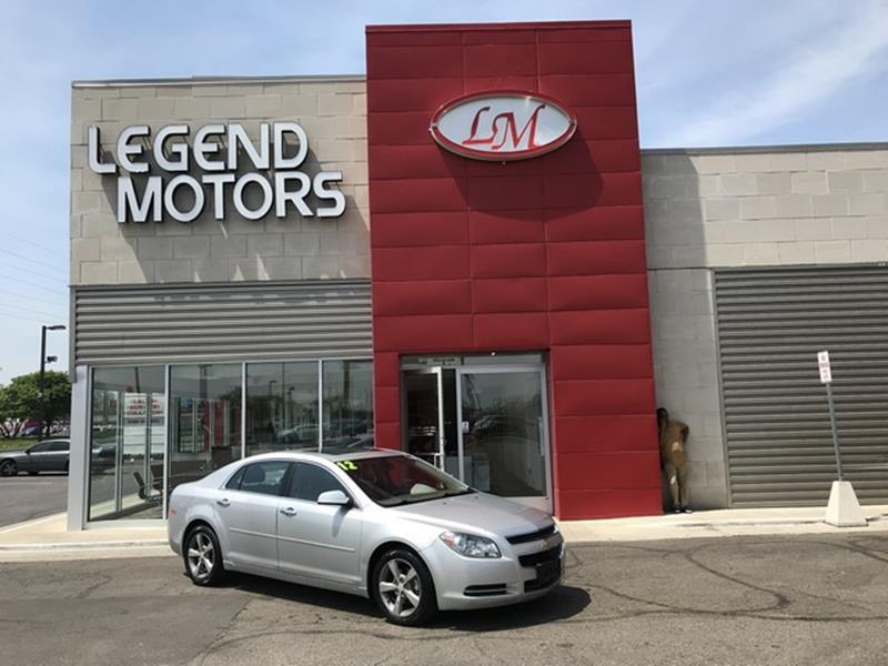 2012 Chevrolet Malibu car for sale in Detroit