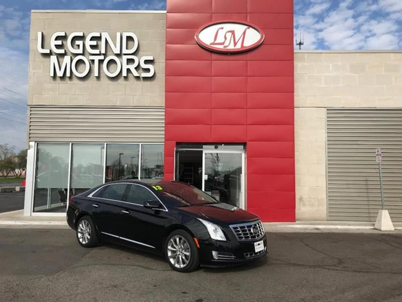 2013 Cadillac Xts  Miles 49232Color BLACK Stock 8379C VIN 2G61R5S3XD9131160
