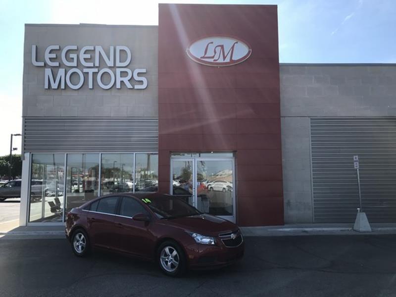 2014 Chevrolet Cruze  Miles 63855Color RED Stock 8428C VIN 1G1PC5SB5E7302750