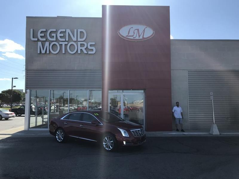 2013 Cadillac Xts  Miles 79405Color RED Stock 8453C VIN 2G61R5S38D9145431