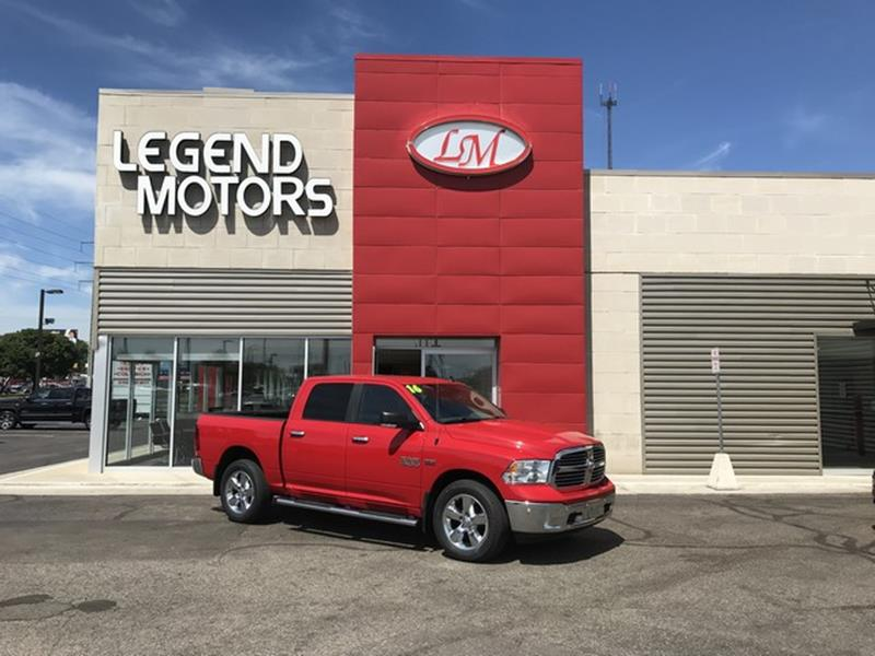 2016 Ram Ram Pickup 1500  Miles 29694Color RED Stock 8506C VIN 3C6RR7LT5GG175286