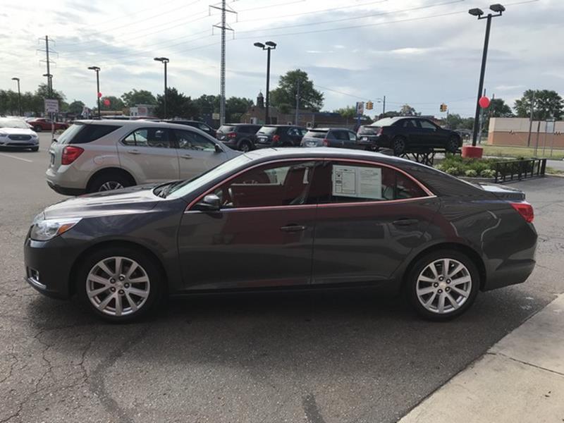 2013 Chevrolet Malibu car for sale in Detroit