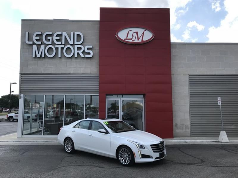 2015 Cadillac Cts  Miles 62697Color WHITE Stock 8511C VIN 1G6AR5SX2F0103627