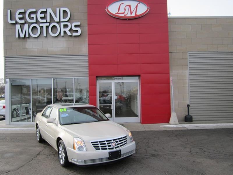 2008 Cadillac Dts  Miles 113221Color TAN Stock 8517C VIN 1G6KD57Y38U152318