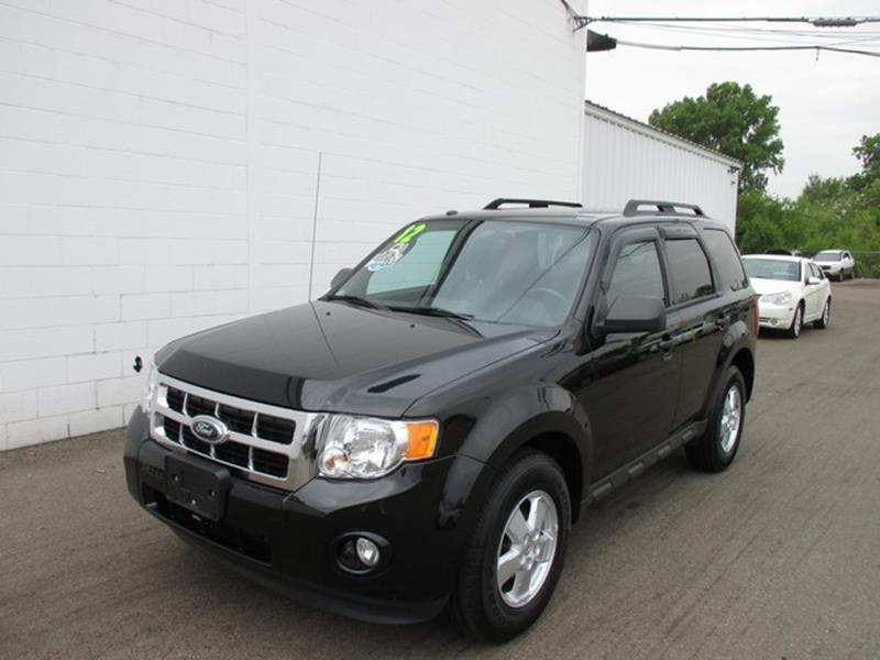 2012 Ford Escape  Miles 107966Color BLACK Stock 8516C VIN 1FMCU9D7XCKC27634