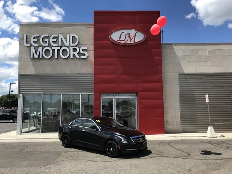 2015 Cadillac Ats  Miles 71883Color BLACK Stock 8522C VIN 1G6AG5RX1F0126456