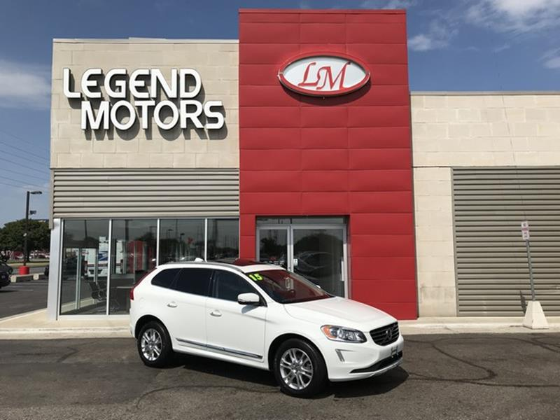 2015 Volvo Xc60  Miles 63046Color WHITE Stock 8540C VIN YV4940RB8F2613249