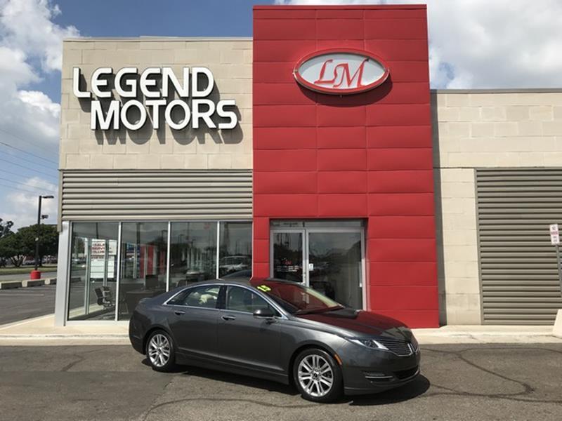 2015 Lincoln Mkz  Miles 55363Color GRAY Stock 8550C VIN 3LN6L2JK6FR609966