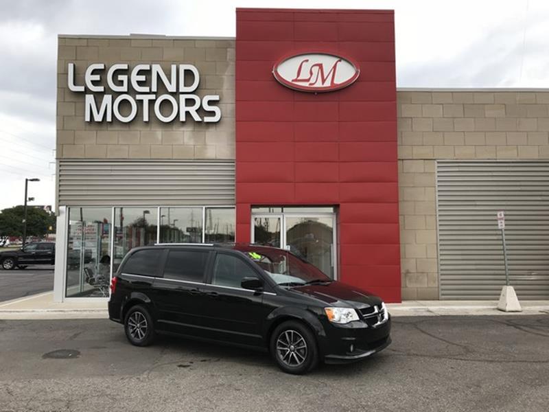 2016 Dodge Grand Caravan  Miles 28331Color BLACK Stock 8565C VIN 2C4RDGCGXGR369378