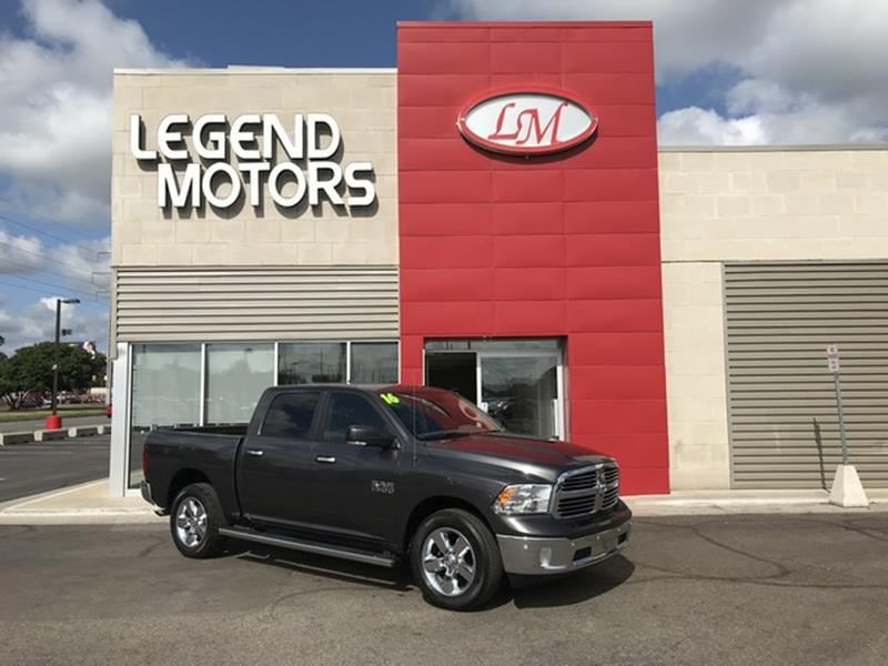 2016 Ram Ram Pickup 1500  Miles 20011Color GRAY Stock 8567C VIN 1C6RR7LG2GS370886